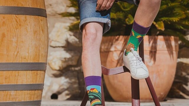 Pánske ponožky ako módny doplnok