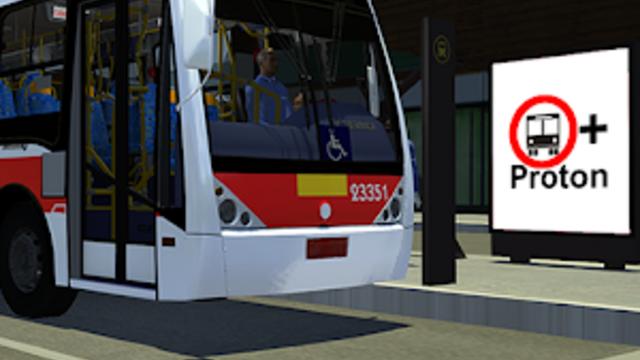 Tip na Android hru : Proton Bus Simulator