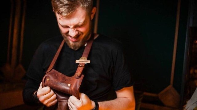 Bar Leather Apron - What You Need to Know About Bar Apron
