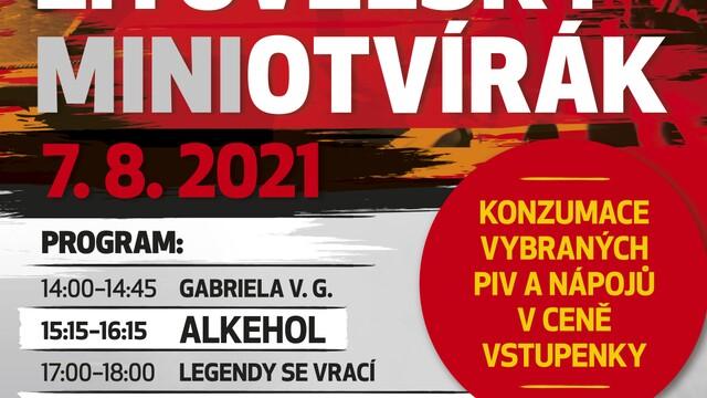 """Pivovar Litovel letos organizuje """"MINI"""" verzi svého tradičního Otvíráku!"""