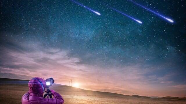 Meteority sa opäť vracajú