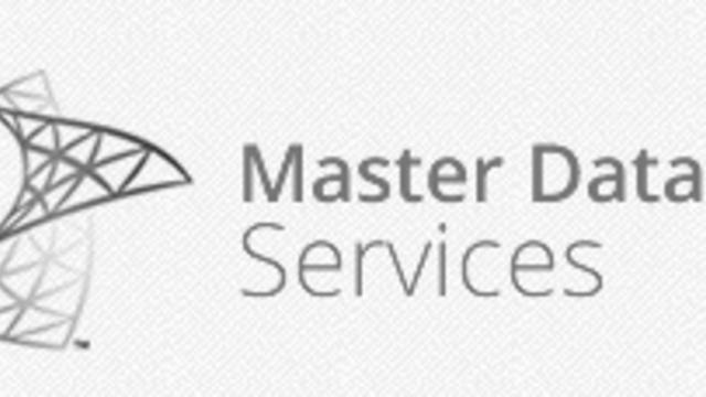 Microsoft Master Data Services in SQL Server 2012
