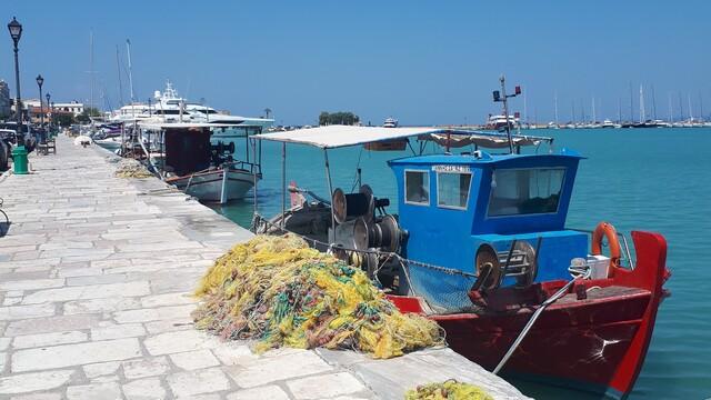 Zakynthos - 1.výlet