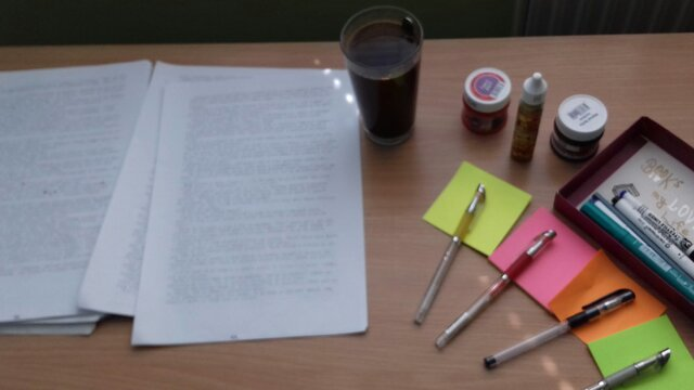 Spomienka na začiatky môjho písania