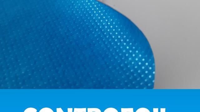 CONTROFOIL BLUE TEX s antikoróznou a ochrannou vrstvou nie je parozábrana