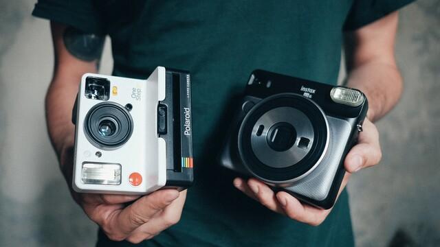 Instax nebo Polaroid?