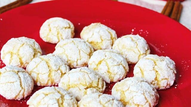Crinkles – netradičné  popukané koláčiky