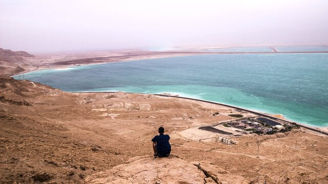 Izraelom ako socky I. : Ein Avdat, Ein Bokek, Masada a Ein Gedi