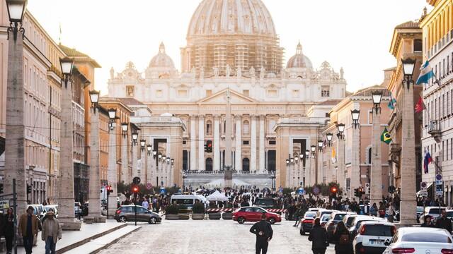 Všetky cesty vedú do Ríma