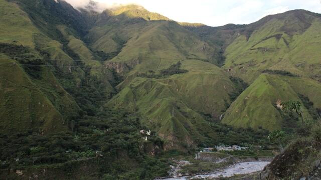 Spomienky na Južnú Ameriku - 5 - stratení v nočnej džungli