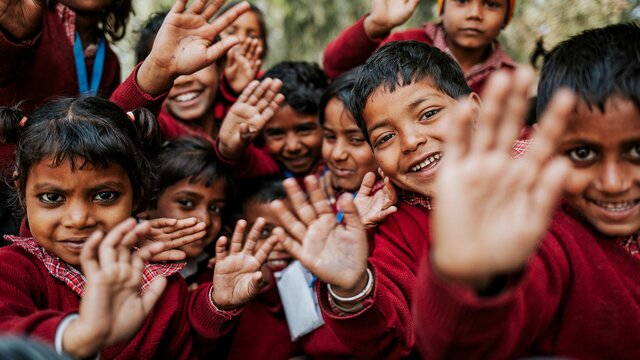 Ninka na vandrovke: Indická škola a továreň na oblečenie