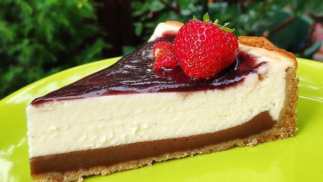 Pudingový cheesecake ? Prečo nie!