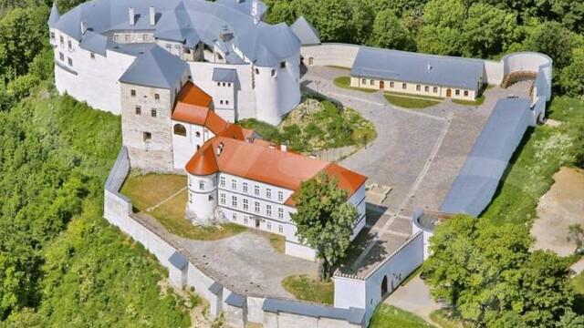 Návšteva Ľupčianskeho hradu