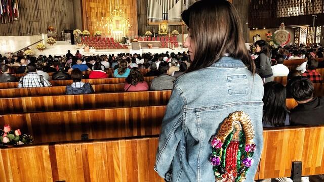 Guadalupe, tá ku ktorej sa modlia v telenovelách