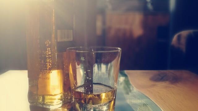 Samota, whisky a MUSE