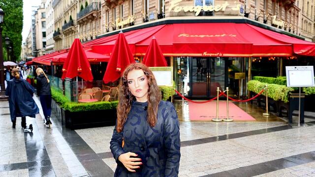 Paríž – Fouquet´s brasserie