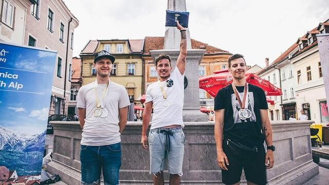Mistr Evropy a trip po Slovinsku