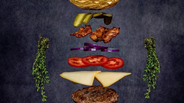 Burger zastavený v čase a návod ako na to