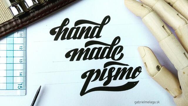 Hodnota letteringu v porovnaní s fontami.