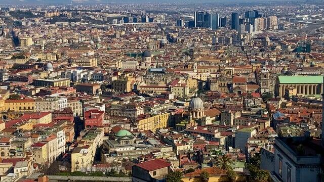 Chceš ísť do Neapolu? #1