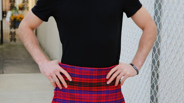 Choose the Right Scottish Clans Tartans for any Traditional Event   Scottish Kilt
