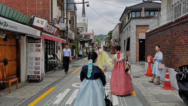 Prečo cestovať na opačnú stranu planéty do Južnej Kórei?