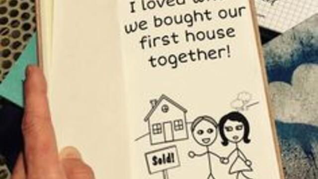 Ja a On: Nové bývanie rovná sa nové dobrodružstvo
