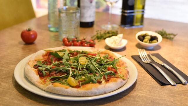Vyskúšali ste už pr(a)vú kváskovú pizzu v Bratislave?