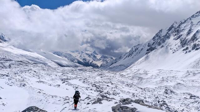 S Vix and Trips okolo ôsmej najvyššej hory sveta - Manaslu.