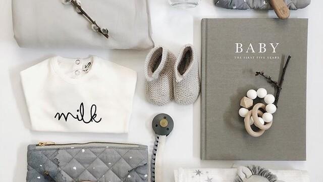 Shopping list pre budúce mamičky