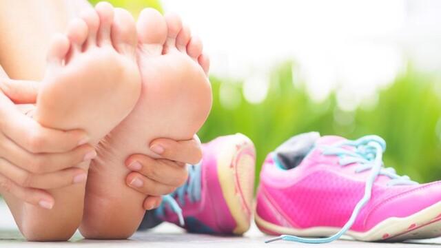 5 krokov pre krásne chodidlá