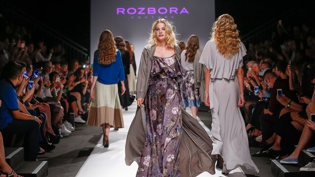 Vienna Fashion Week - Rozbora Couture, Museums Quartier, 16. september 2018