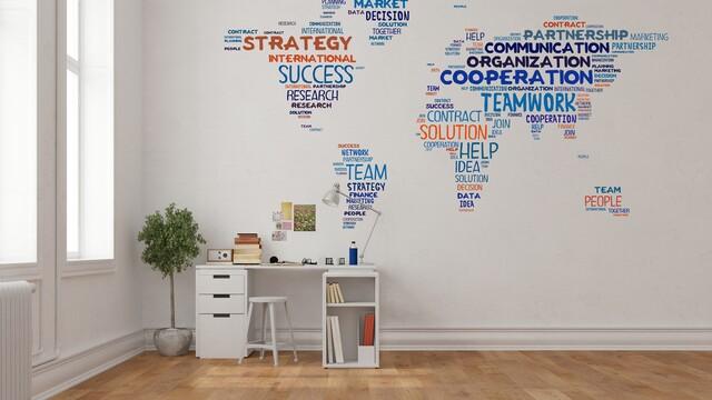 Nákup samolepek na zeď: Vsaďte na originální motivy
