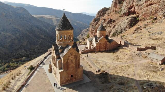 S Vix&Trips na ceste Kaukazom: Arménsko