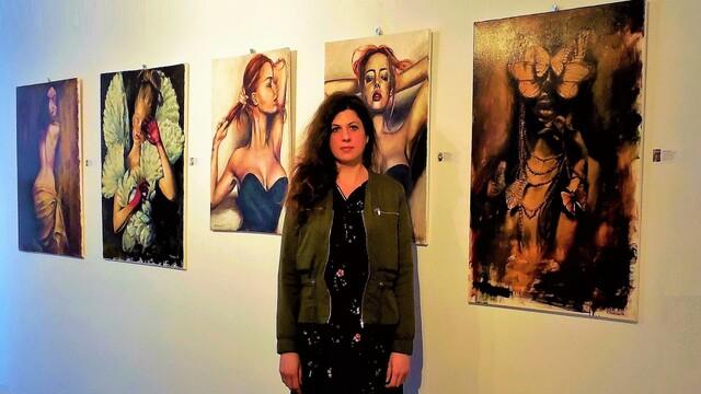 Scestovaná a sčítaná maliarka Tatiana Siedlová rozpráva o umení veľmi pútavo