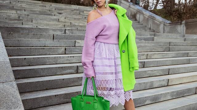 Fialová, farba roka 2018