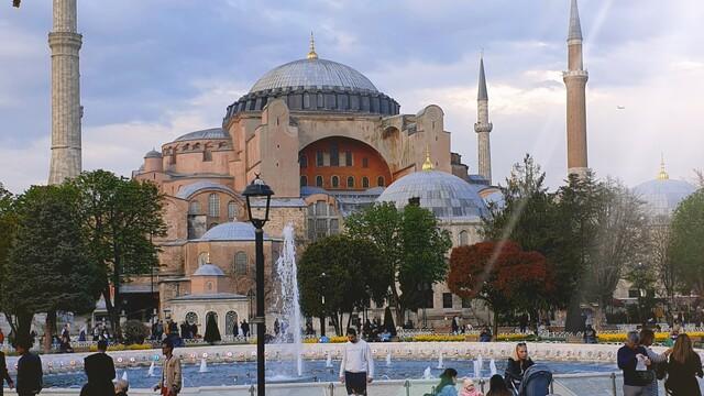 Mesto dvoch kontinentov - Istanbul