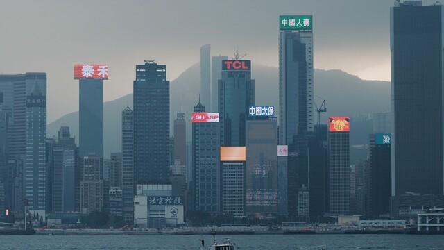 Z druhej strany sveta - Hong Kong