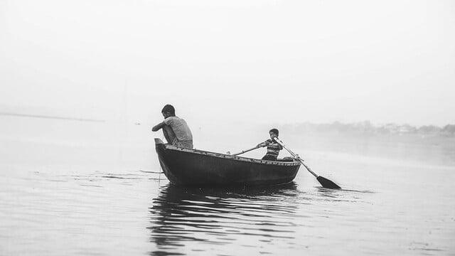 INCREDIBLE INDIA I : Prvý kontakt…