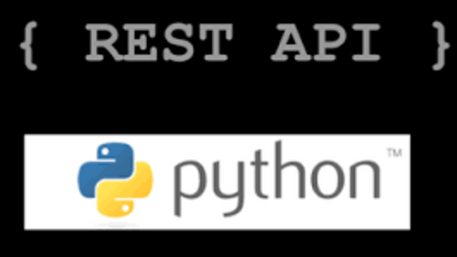 Creating Web APIs with Python and Flask