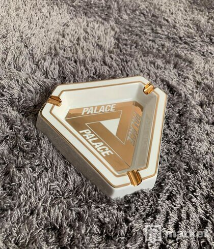Palace Tri-Ferg Ceramic Ashtray