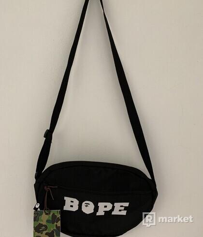 Bape Family shoulder bag