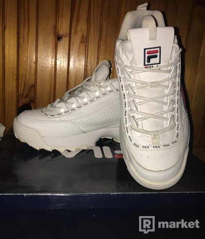 Fila Disruptor II Premium Repeat  (Limited Edition)
