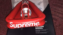 Supreme/SOG Collapsible Shovel