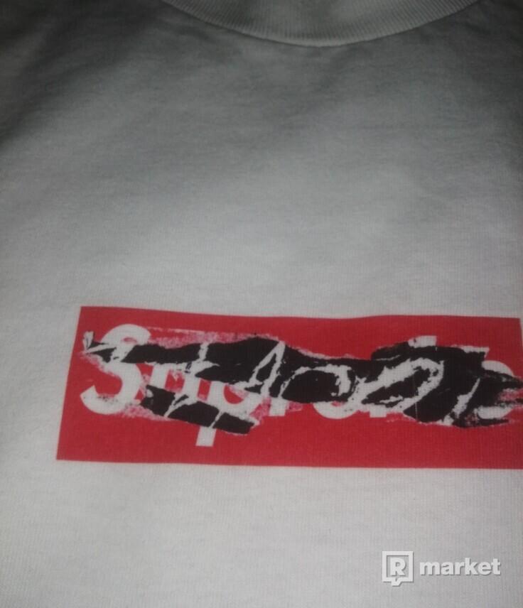 Flace Peel Off Box Logo (Biele)