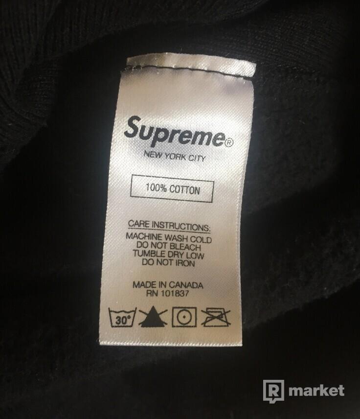Supreme hoodie 2017