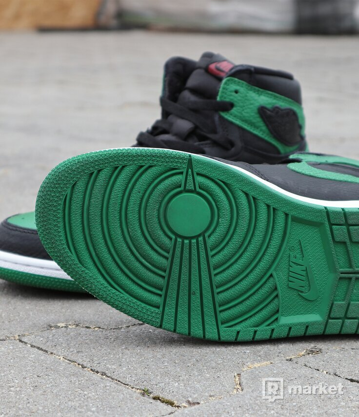 """Nike Air Jordan 1 Retro High OG """"Pine Green"""" - vel. 43"""