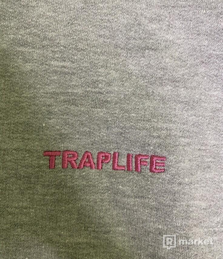 Traplife hoodie L