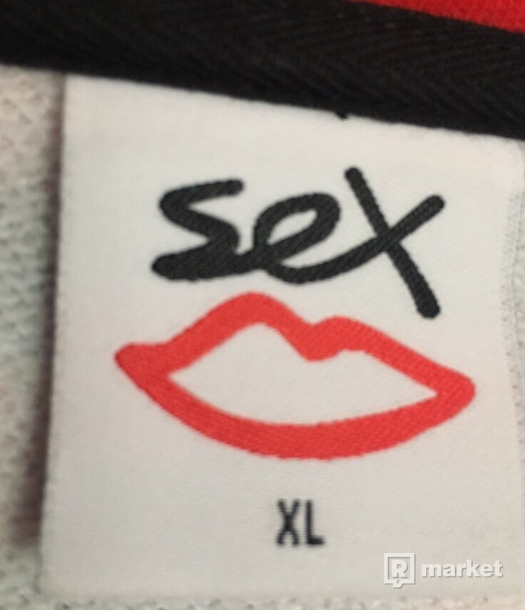 Sex Skateboards All Over hoodie