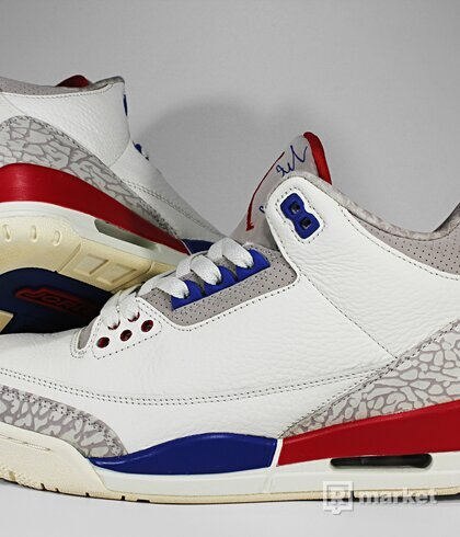 "Air Jordan Retro 3 ""International Flight"""
